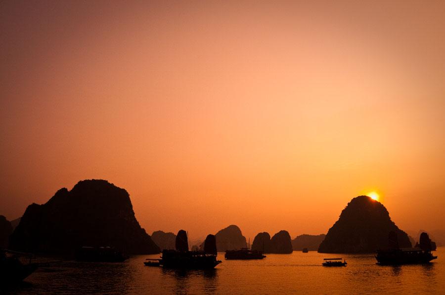 Halong Bay - 4 days in hanoi
