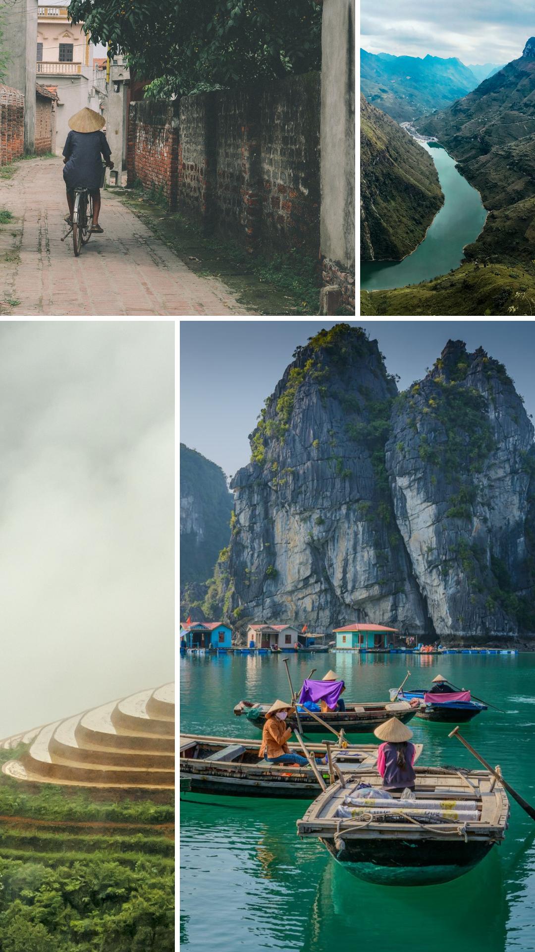 Best places in northern vietnam