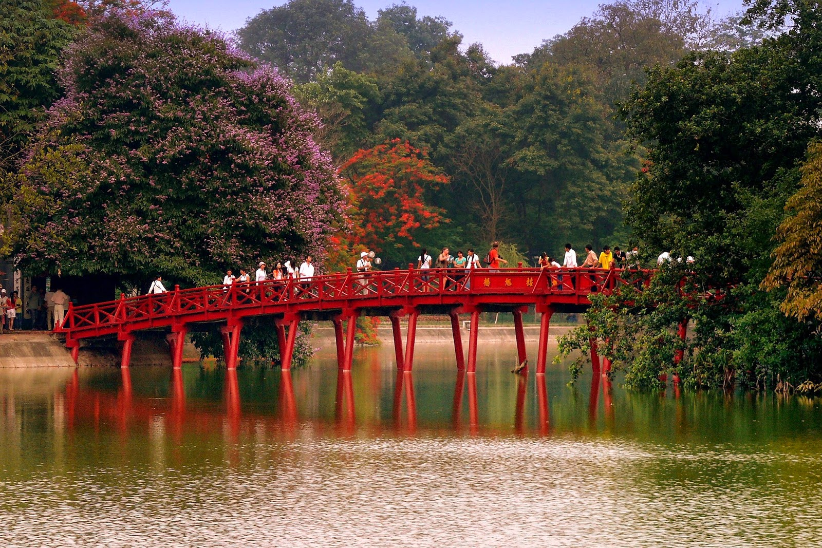 what to do in hanoi for 4 days