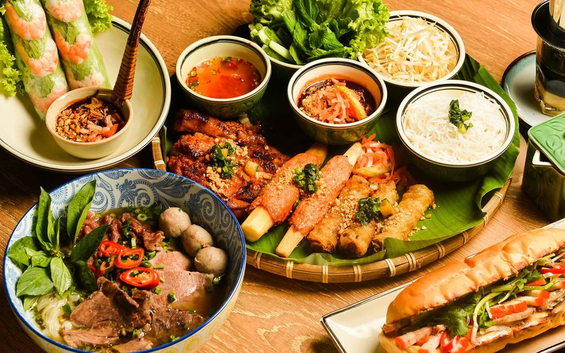food experiences in Hanoi